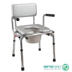 כסא שירותים לנכים