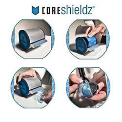 דיספנסר מדבקות לסטטוסקופ ™ CoreShieldz