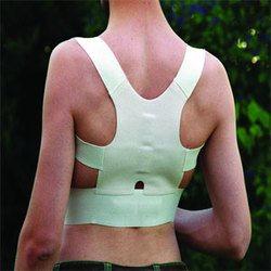 חגורה לייצוב ויישור הגב