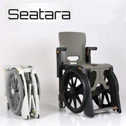 כסא גלגלים לשירותים או לרחצה