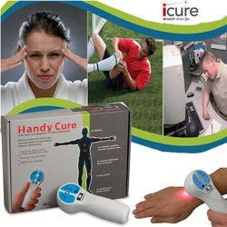 הנדי קיור Handy Cure להשכרה  מכשיר לייזר רך להקלה על כאבים