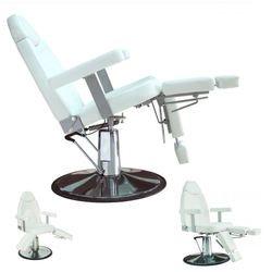 כיסא הידראולי לפדיקור כולל הטיה