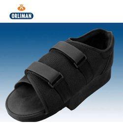 נעל גבס עם הגבהה