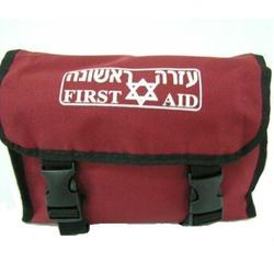 ערכת עזרה ראשונה למקרה חירום בבית