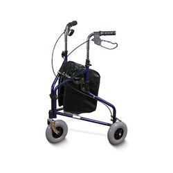 רולטור 3 גלגלים מפלדה