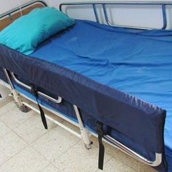 מגן מעקה מיטה כיס ברזל