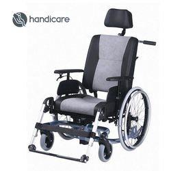 כסא גלגלים עם טילט וריקליינר להנעה עצמית