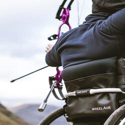 מצנן מאוורר גב לכיסא גלגלים