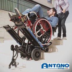 מדרגון לכסא גלגלים