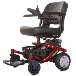 כסא גלגלים עם מושב מפואר