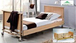 מיטה סיעודית חשמלית נמוכה