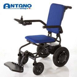 כסא גלגלים ממונע חשמלי מתקפל