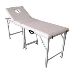 מיטת טיפולים מקצועית מאלומיניום