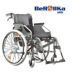 כסא גלגלים קל משקל מתקפל
