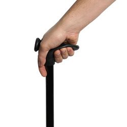 מקל הליכה עם ידית אנטומית