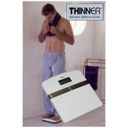 מד שומן ומשקל אדם