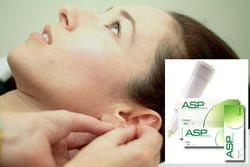 מחטים לדיקור באוזן ציפוי זהב  ASP