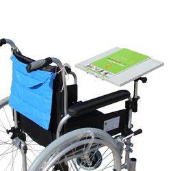 שולחן עם תיק לכסא גלגלים