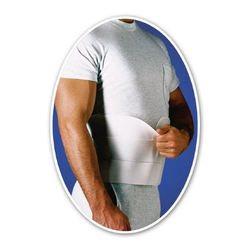 חגורת בטן 4 פנלים - לשימוש לאחר ניתוחי בקע באזור הטבור
