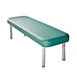 מיטת טיפולים אלומיניום קבועה