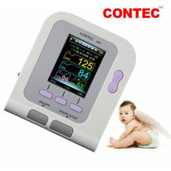 מד לחץ דם ומד סטורציה לתינוקות פגים וילדים