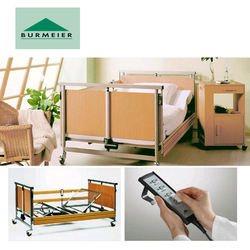 מיטה סיעודית חשמלית לכבדי משקל