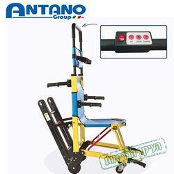 כיסא גלגלים חשמלי זחל מטפס מדרגות