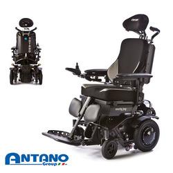 כסא גלגלים שעולה מדרגות