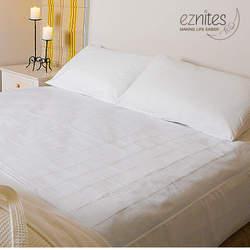 מגן מזרון שקט למיטה זוגית