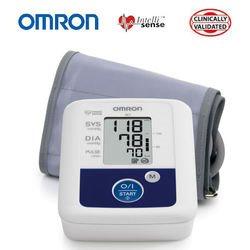מד לחץ דם ודופק אוטומטי לזרוע