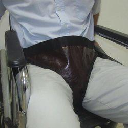 חגורה לכסא גלגלים מסקאי
