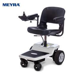 כסא גלגלים ממונע קומפקטי