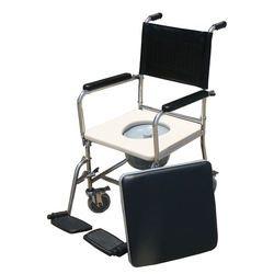 כסא רחצה ושירותים מושב קשיח ומרופד