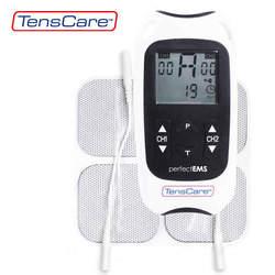 perfect ems tenscare מכשיר לשיכוך כאבים ופיתוח שריר