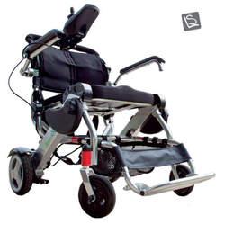 כסא גלגלים ממונע חשמלי מתקפל קל משקל Light Chair