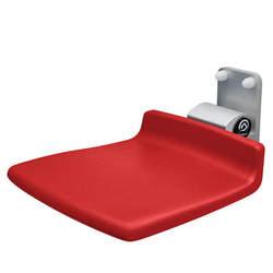 כסא מקלחת מתקפל מתקבע לקיר