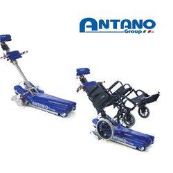 מתאם למטפס מדרגות לכסאות גלגלים עם גלגל אחורי עד 30 ס'מ