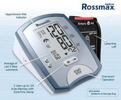 מד לחץ דם דיגיטאלי לזרוע