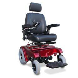 כסא גלגלים חשמלי ממונע