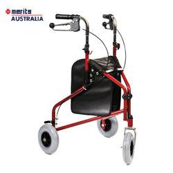 רולטור 3 גלגלים עם גלגלי בלון