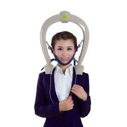 מתקן מתיחה נייד לצוואר