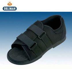 נעל גבס שטוחה