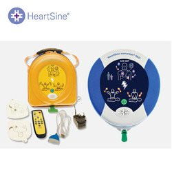 מכשיר החייאה דפיברילטור אוטומטי למבוגרים ולילדים