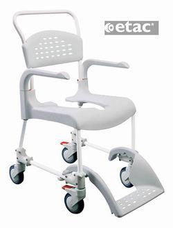 כסא שירותים ורחצה  CLEAN