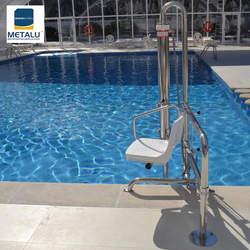 מעלון הידראולי קבוע לבריכה