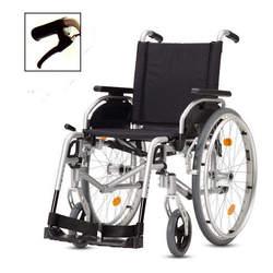 כסא גלגלים קל משקל מאלומיניום