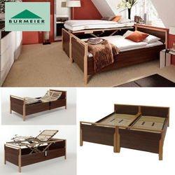 מערכת שינה מיטה  סיעודית זוגית