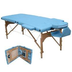 מיטת עיסוי וטיפולים - עשויה עץ אדר אנג'י