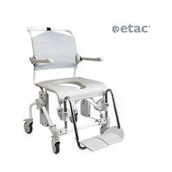 כסא רחצה ושירותים לכבדי משקל