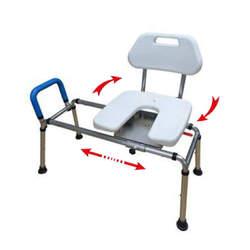 כסא העברה מסתובב לאמבטיה